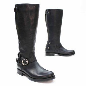 Frye Ladies 8 B Veronica Rear-zip